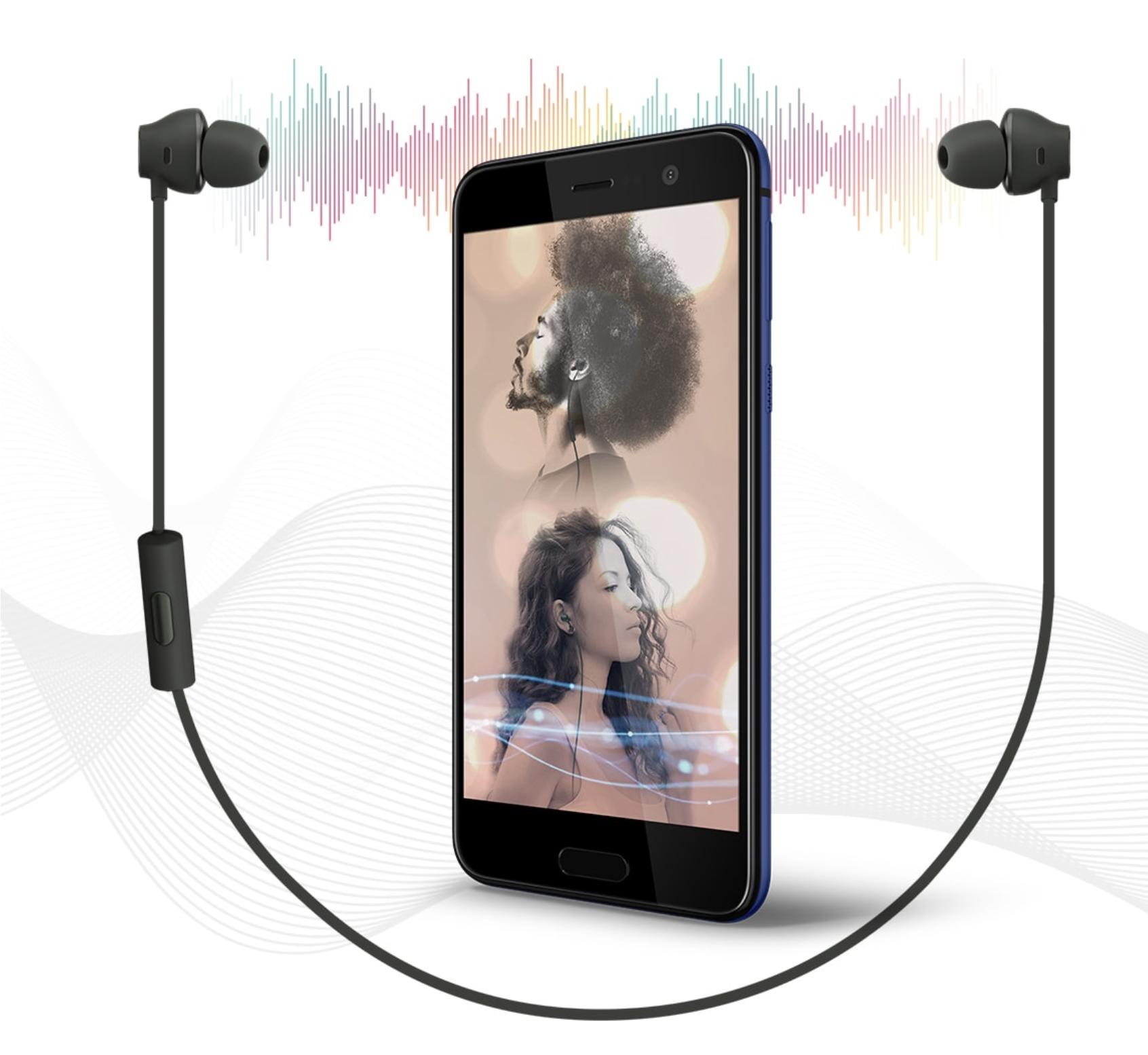 HTC U Play Sense UI