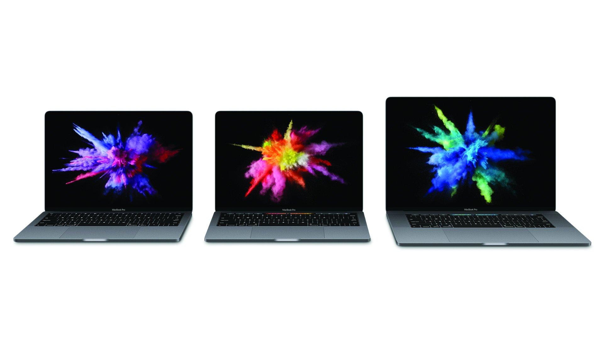 MacBook Pro 2017 Rumors
