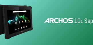 ARCHOS 101 Saphir Tablet