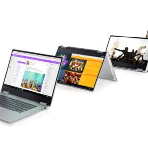 Lenovo Yoga 720 & 520 Rotation