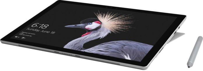 Surface Pro 2017 Leaks