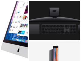 iMac, iMac Pro & MacBook Pro