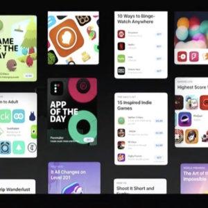 iOS 11 App Store Redesign