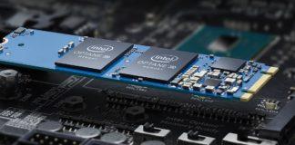 Intel Optane Storage
