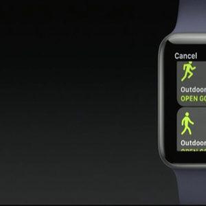watchOS 4 Fitness App Update