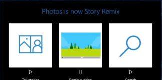 Windows 10 Insider, Windows 10 Insider Update, Windows 10 Insider Build 2017, Windows 10 Insider Build 2017 Update, Windows 10 Insider Build Features, Windows 10 Insider Update Features, Windows 10 Insider Changes, Windows 10 Insider Build Changes, Windows 10 Insiders Photos App Name, Windows 10 Insiders Photos App Changed Name, Windows 10 Insiders Story Remix App, Story Remix App Features
