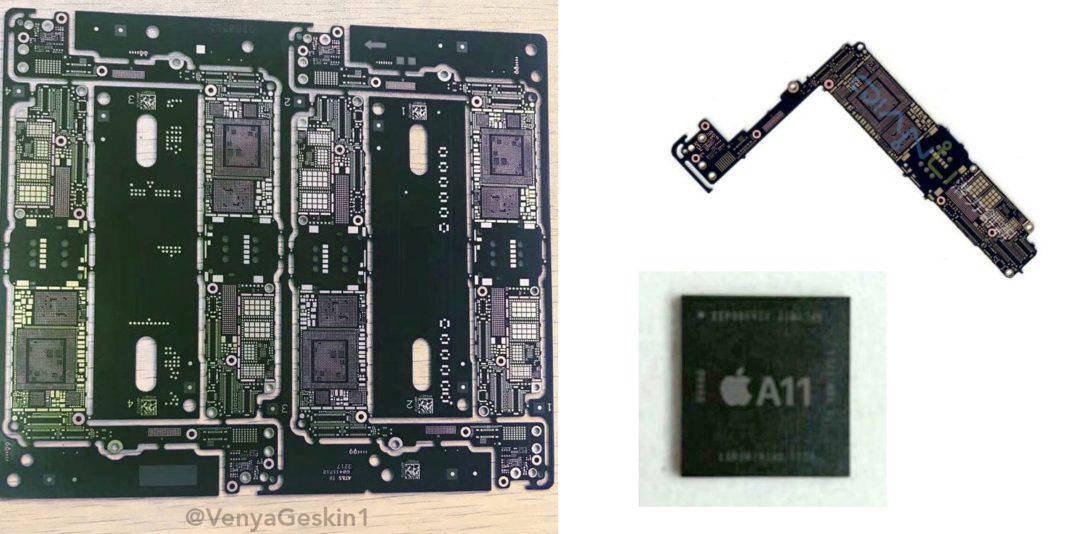 iPhone 7s Internal Parts