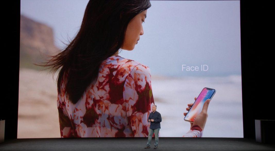 Apple FaceID Unlock