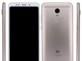 Xiaomi Redmi Note 5 Spotted At TENNA