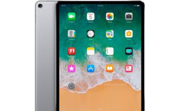 iPad Pro Without Home Button And Bezel-less Display
