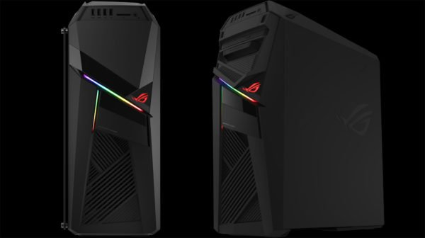 Asus ROG Strix T1 Hero Edition Gaming Laptop, ROG G703 Gaming Laptop, ROG Strix GL 12 Desktop, Bezel Free Kit, Strix FLare RGB mechanical keyboard which features individually backlit Cherry MX RGB switches, some dedicated media keys, Asus ROG Illuminated Customisable Logo, Aura Sync Lighting, ROG Aura Terminal, ROG Spotlight, Aura Sync, Specifications, Price, Availability, CES 2018