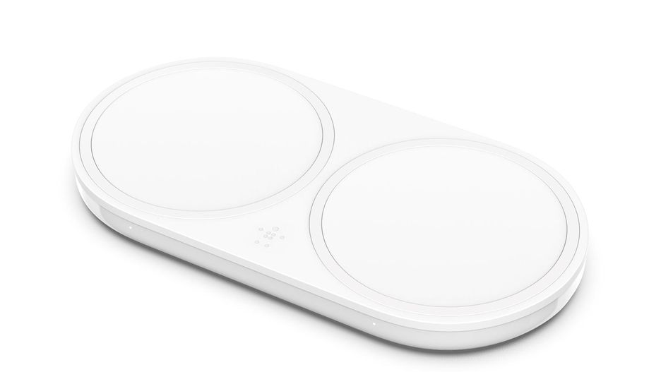 Belkin Wireless Charger At CES 2018