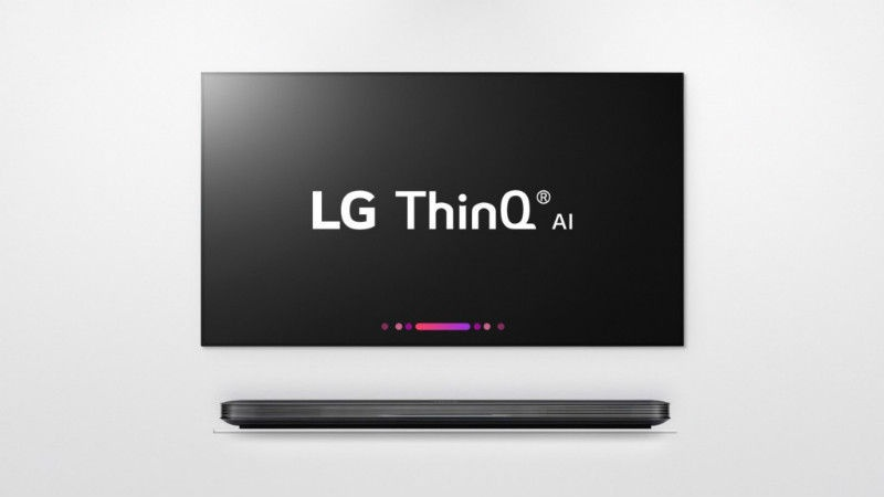 LG OLED, LG Super UHD TV, ThinQ OLED, ThinQ Super UHD TV, Natural Language Processing, DeepThinQ Technology, ThinQ AI, Google Assistant, webOS, Full Array Local Dimming, Alpha 7 Processor, High Frame Rate