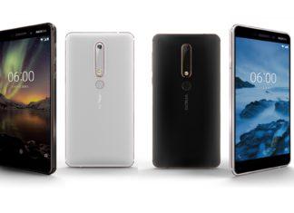 Nokia 6 2018 Release