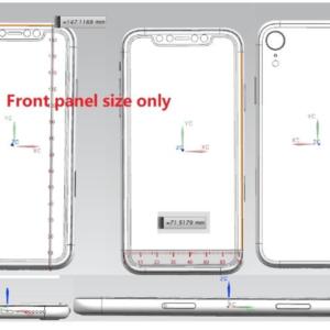 iPhone X Budget Version Schematic