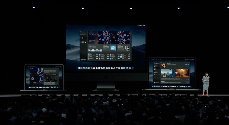 New macStore Look
