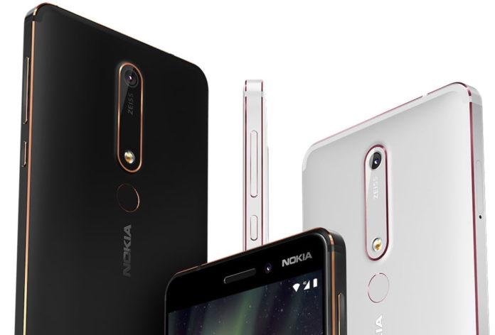 Nokia 6.1 Specs Feature