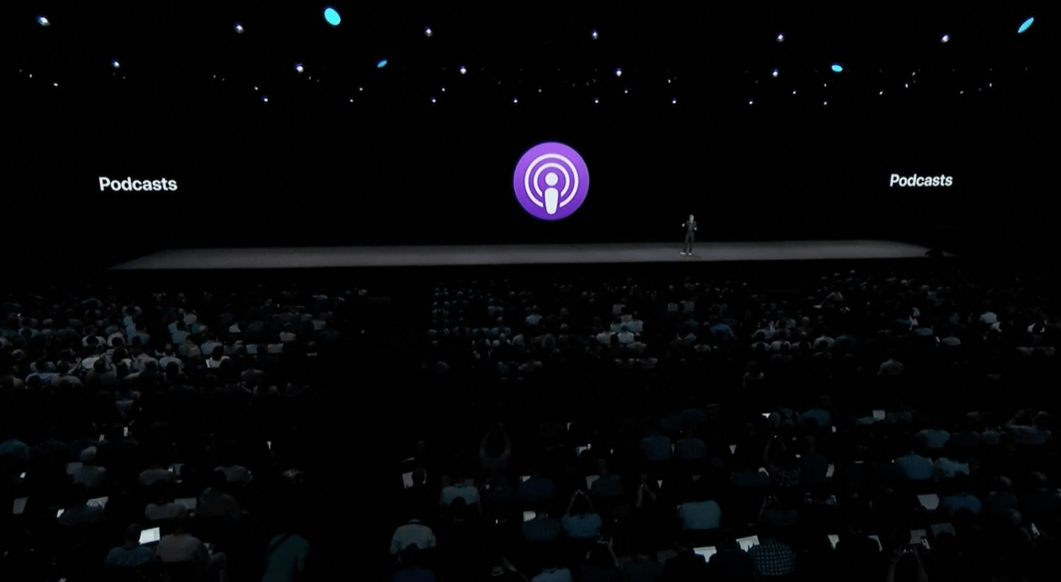 Podcast App Introduce In watchOS 5