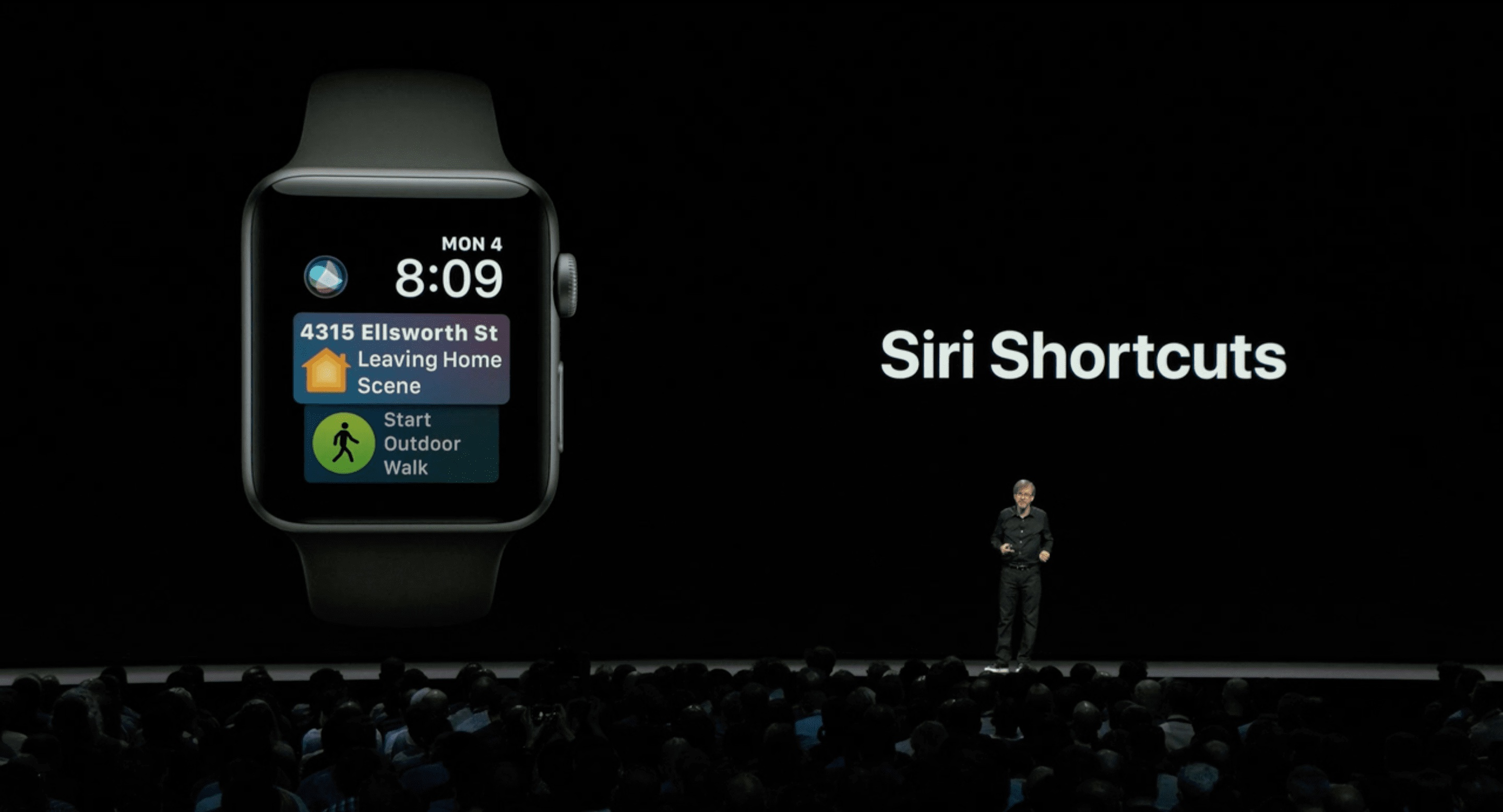 New Competition Awards watchOS 5