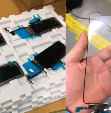 Apple iPhone X Plus Screen Leak