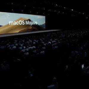 macOS Mojave Naming