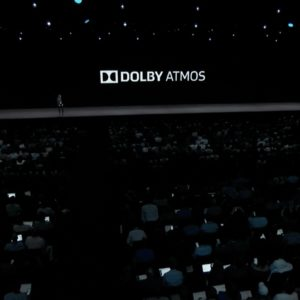 tvOS 12 Support Dolby Atmos