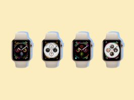 Apple Watch Series 4 Watch Faces