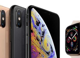 Apple 2018 iPhone Event Announcement