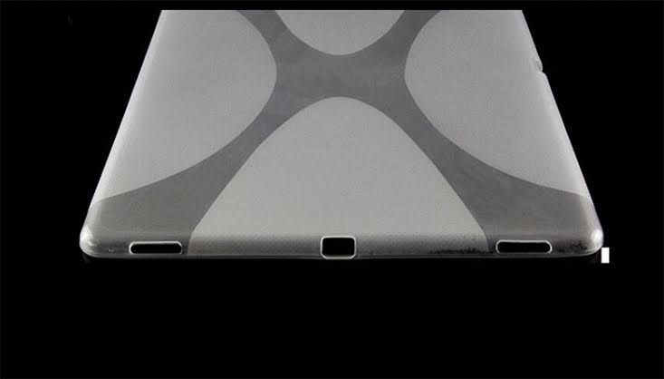 2018 iPad Pro Cover Showing Type-C Port