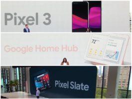 Google Pixel Event 2018
