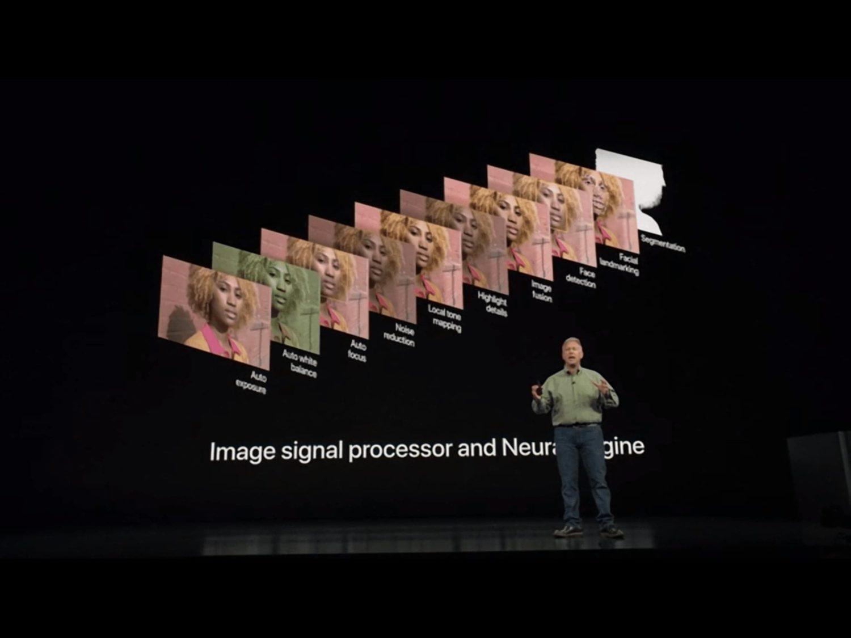 Image Signal Processing Using A12 Bionic