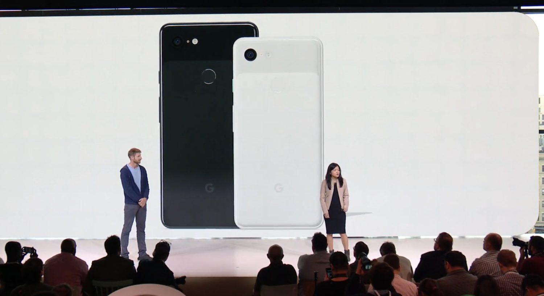 Google Pixel 3 Introduction