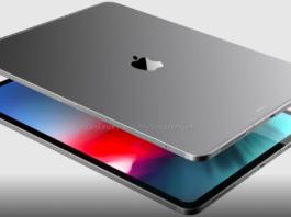 iPad Pro 2018 Concept Art